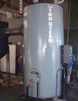 Tru-Steam Boilers & Service – Vanuatu